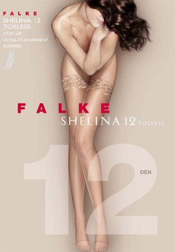 Falke Toe Less Hold Ups (41525)